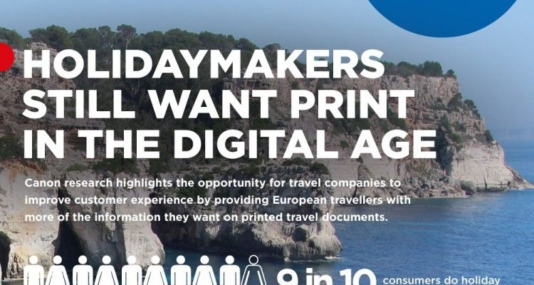 UK Holidaymakers Still Depend on Printed Travel Documents
