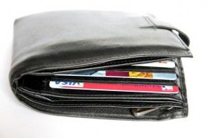 """Are physical wallets """"sooo last century""""?"""