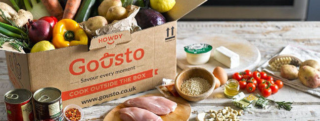 Gousto – What is it? How does it work?