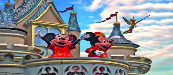 Disney sprinkles some magic