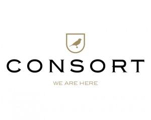 consort gold white