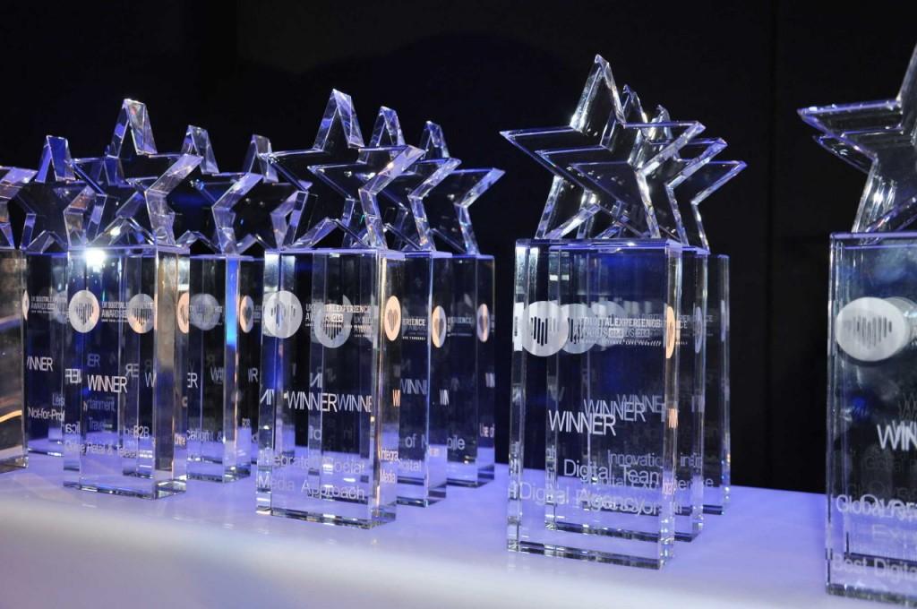 UK Digital Experience Award Winners Announced