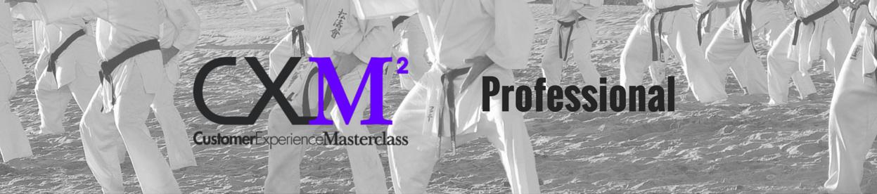 CXMasterclass professional