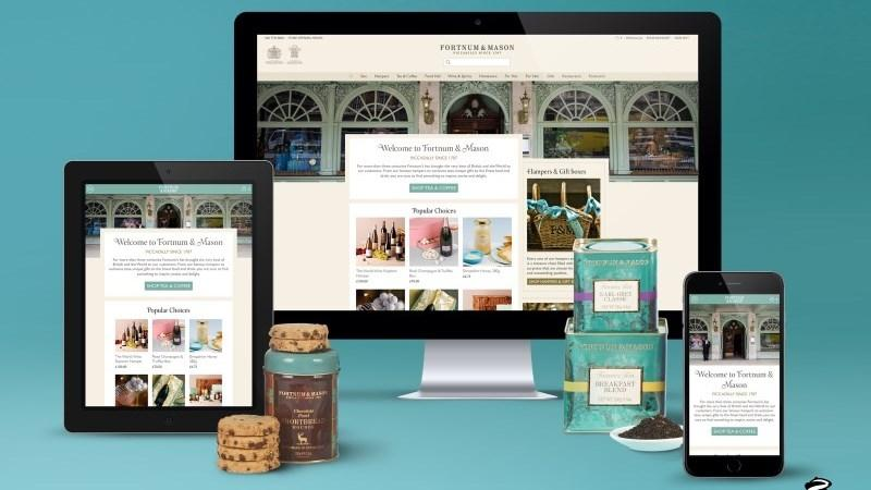 Fortnum & Mason: Building on 300 Years of Loyalty, Online
