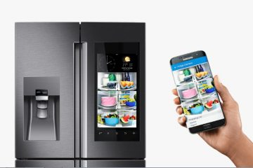 An Unusual Customer Experience: Samsung's Family Hub Smart Fridge