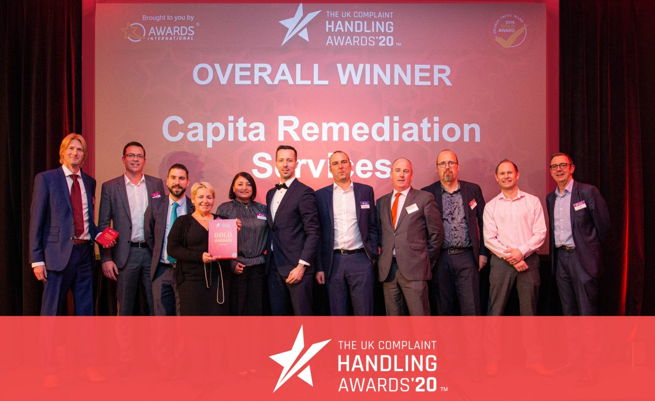 Uk Complaint Handling Awards Customer Experience Magazine