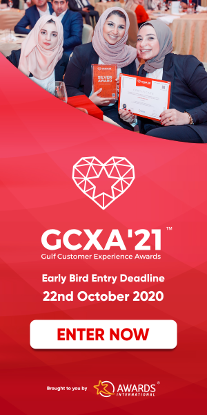 Gulf cx awards enter now