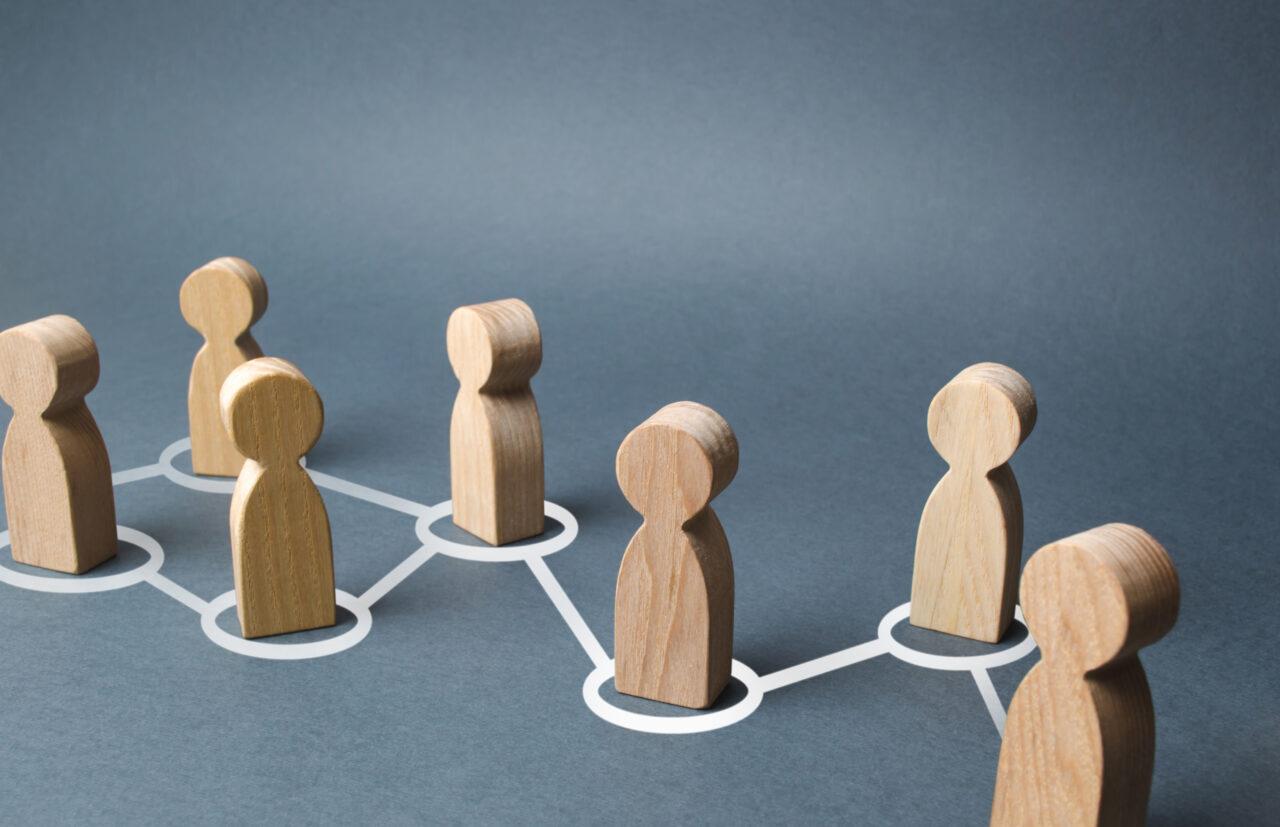 The image explaining the impact of internal communication