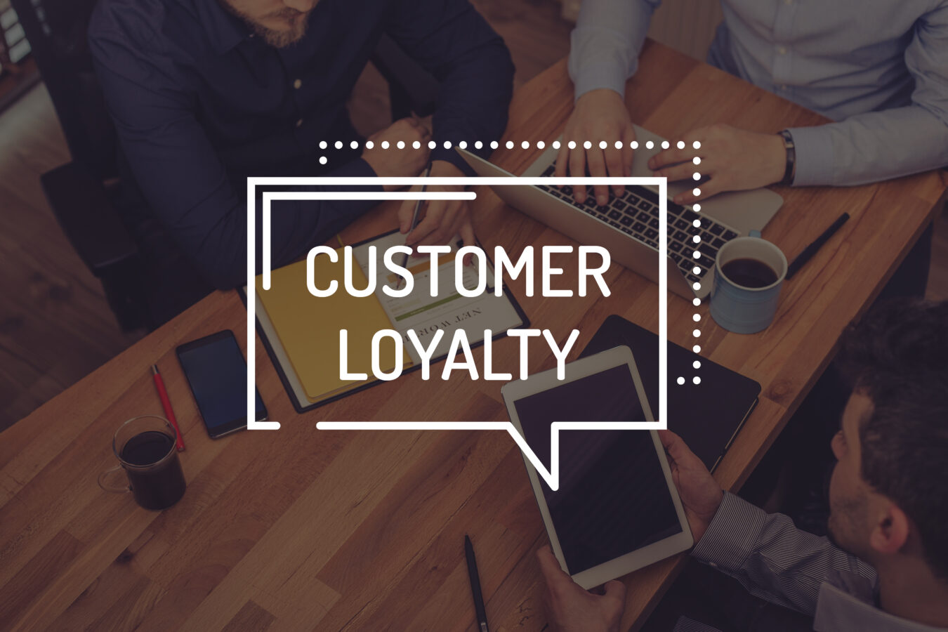 Picture showing how to create subscription loyalty programme