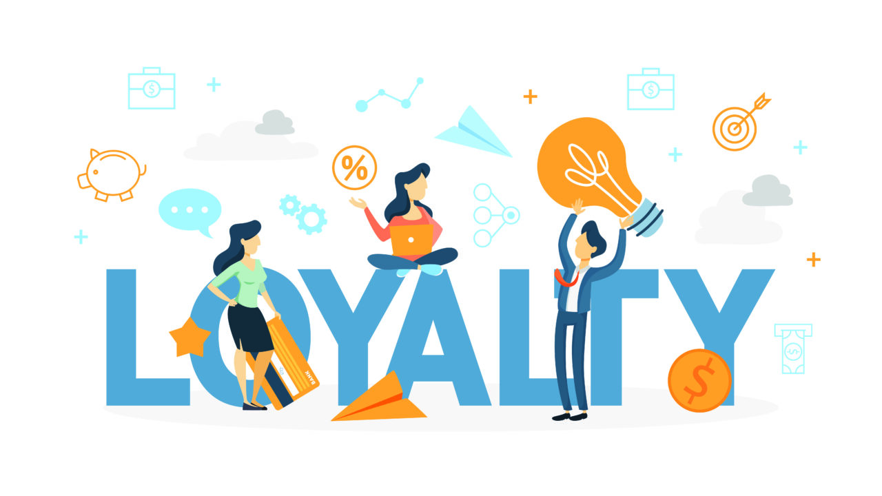 an image showing a letter of loyalty demonstrating customer loyalty in insurance industry
