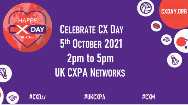 CX day with CXPA